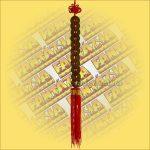 Feng Shui Szerencsehozó Pénzfüzér 12db-os sor