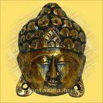 Buddha Arc Maszk arany 20cm
