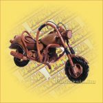Rattan Motor  30cm