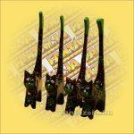 Macska Figura szett 4db-os 12cm B