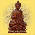 Buddha Szobor Ülő - Dnyána mudrá