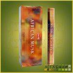 HEM Afrikai Pézsma illatú indiai füstölő /HEM African Musk/