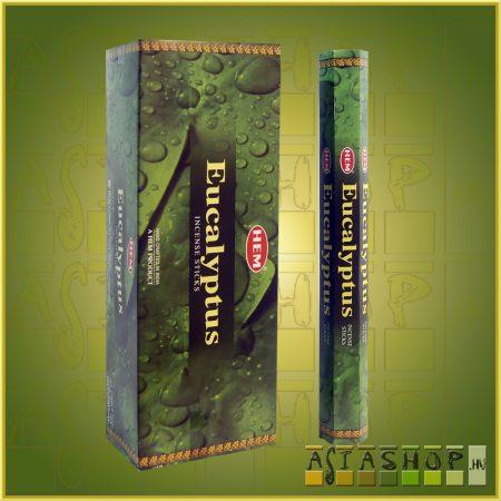 HEM Eucalyptus/HEM Eukaliptusz illatú indiai füstölő