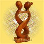 Absztrakt Sono Fa Figura 20 cm  L