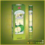 HEM Green Apple/HEM Zöldalma illatú indiai füstölő