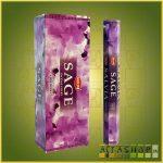 HEM Sage/HEM Zsálya illatú indiai füstölő