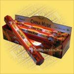 Tulasi Kínai Pézsma füstölő/Tulasi China Musk