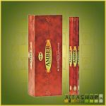 HEM Amber/HEM Borostyán illatú indiai füstölő