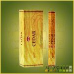 HEM Cedarwood/HEM Cédrusfa illatú indiai füstölő