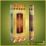 HEM Sandal Rose/HEM Szantál Rózsa illatú indiai füstölő