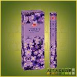 HEM Violet/HEM Ibolya illatú indiai füstölő