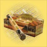 Tulasi Afrikai Pézsma füstölő/Tulasi African Musk