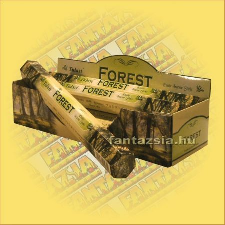 Tulasi Erdő füstölő/Tulasi Forest
