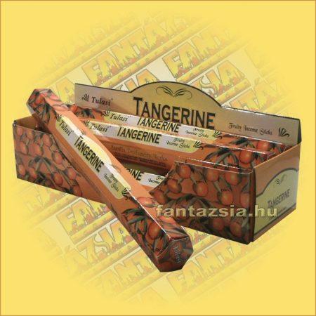 Tulasi Mandarin füstölő/Tulasi Tangerine