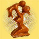 Absztrakt Sono Fa Figura 10 cm F