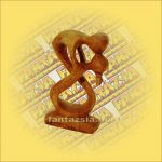 Absztrakt Sono Fa Figura 10 cm P