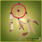 Álomcsapda (álomfogó) piros 9cm
