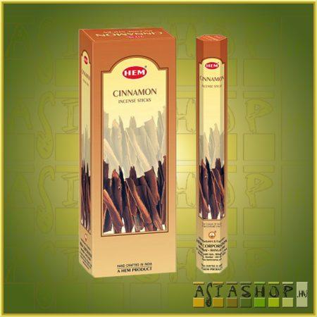 HEM Cinnamon/HEM Fahéj illatú indiai füstölő