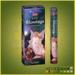 HEM Divine Blessing/HEM Isteni Áldás indiai füstölő