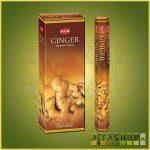 HEM Ginger/HEM Gyömbér illatú indiai füstölő