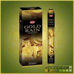 HEM Gold Rain/HEM Aranyeső indiai füstölő