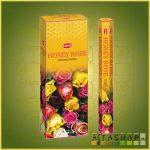 HEM Honey Rose/HEM Méz Rózsa illatú indiai füstölő