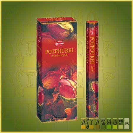 HEM Potpourri/HEM Potpuri indiai füstölő