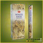 HEM White Sage/HEM Fehér Zsálya illatú indiai füstölő