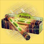 Tulasi Ámbra illatú füstölő/Tulasi Amber