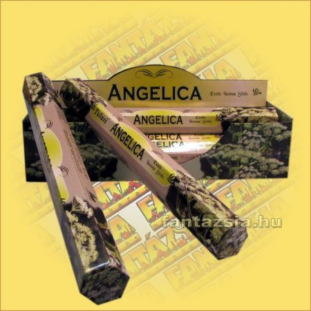 Tulasi Angyalgyökér illatú füstölő/Tulasi Angelica