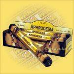 Tulasi Vágykeltő illatú füstölő/Tulasi Aphrodesia