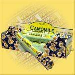 Tulasi Kamilla illatú füstölő/Tulasi Camomile