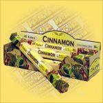Tulasi Fahéj illatú füstölő/Tulasi Cinnamon