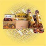 Tulasi Egyiptomi pézsma illatú füstölő/Tulasi Egyptian Musk