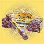 Tulasi Pacsuli illatú füstölő/Tulasi Patchouli