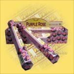 Tulasi Bíbor rózsa illatú füstölő/Tulasi Purple Rose