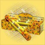 Tulasi Sárga rózsa illatú füstölő/Tulasi Yellow Rose