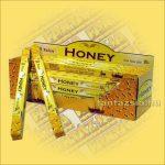 Méz Indiai Füstölő / Tulasi Honey
