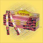 Lótusz Indiai Füstölő / Tulasi Lotus