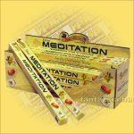 Meditációs Indiai Füstölő / Tulasi Meditation