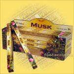 Pézsma Indiai Füstölő / Tulasi Musk