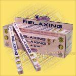 Nyugtató Indiai Füstölő / Tulasi Relaxing