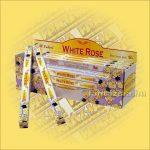 Fehér Rózsa Indiai Füstölő / Tulasi White Rose