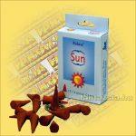 Kúpfüstölő Nap / Tulasi Sun Füstölő Kúp