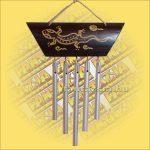 Csengősor Bambusz-Gekkó mintával és Öt csővel