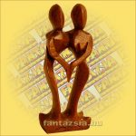 Absztrakt Sono Fa Figura 15 cm P