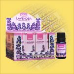 Tulasi Levendula illatos olaj/Lavender Illatos olaj