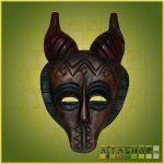 Törzsi Maszk Antilop