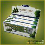 Satya White Sage / White Sage Indiai Masala Füstölő