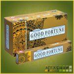 Deepika Good Fortune Masala Füstölő